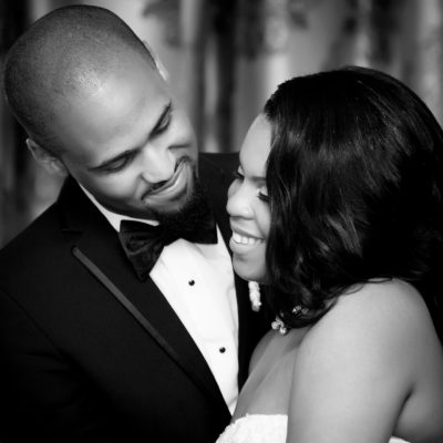 Maryland Mansion Wedding: Korenne + Eric