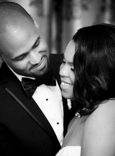 Maryland Mansion Wedding: Korenne + Eric